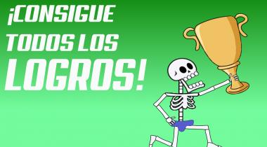 Consigue todos los logros – Skull Game